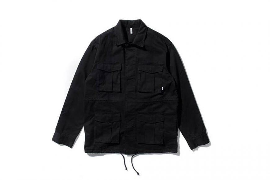 REMIX 17 AW R3mix Field Shirt (10)