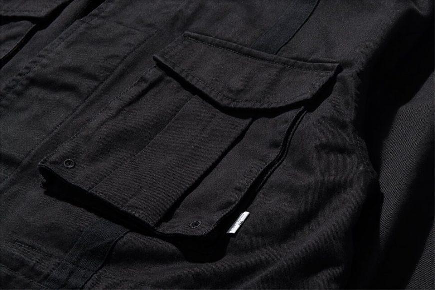 REMIX 17 AW R3mix Field Shirt (11)