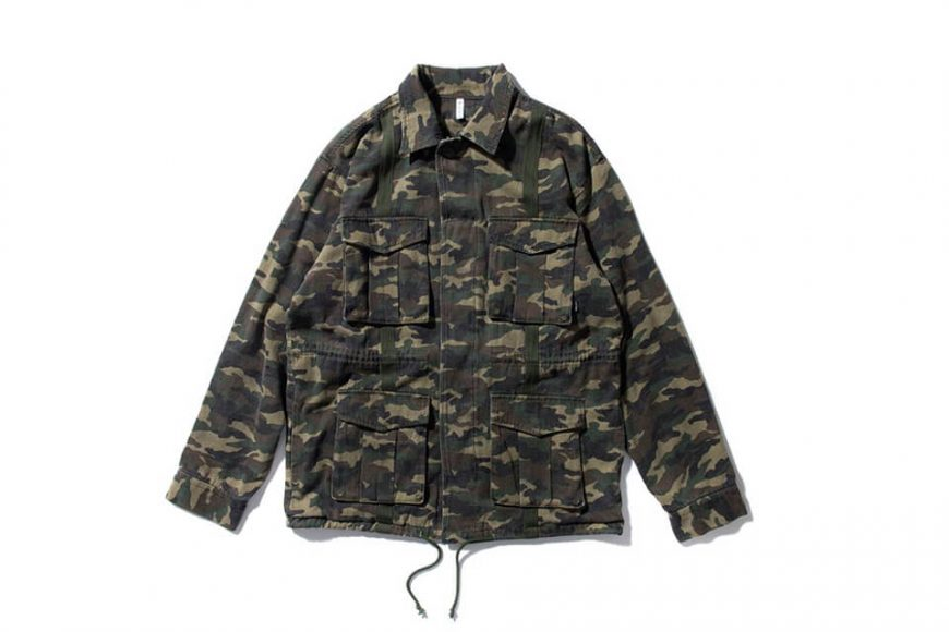 REMIX 17 AW R3mix Field Shirt (2)