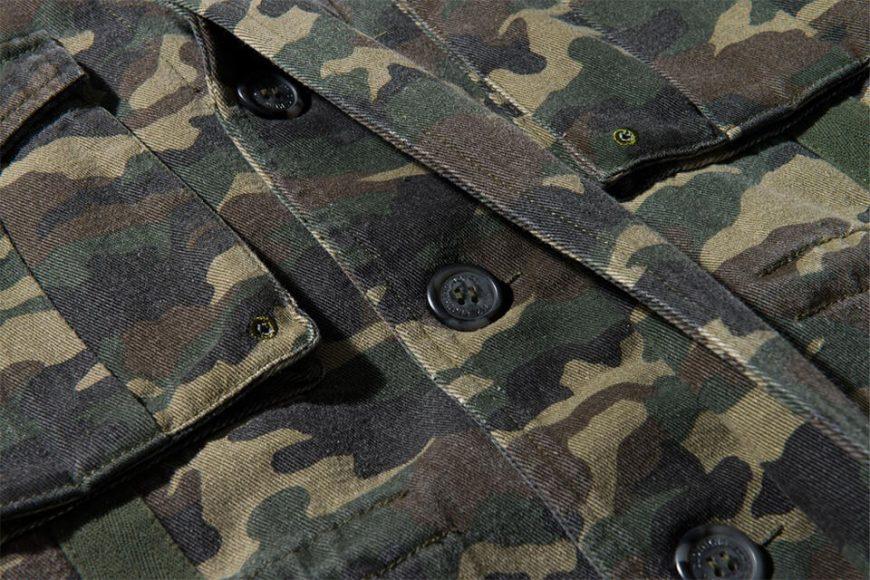 REMIX 17 AW R3mix Field Shirt (4)