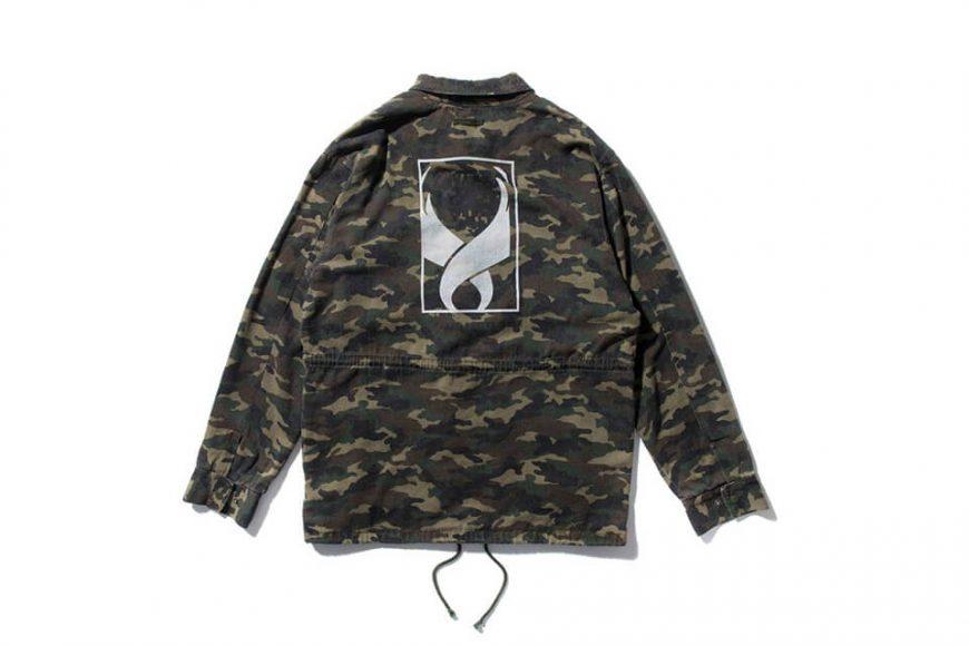 REMIX 17 AW R3mix Field Shirt (7)