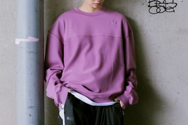REMIX 17 AW RMX Tech Sweatshirt (0)