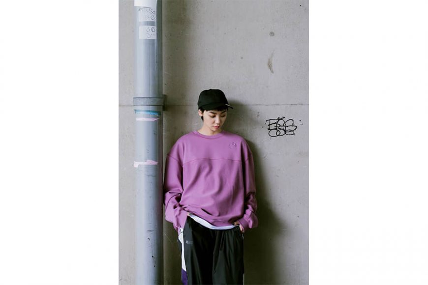 REMIX 17 AW RMX Tech Sweatshirt (1)
