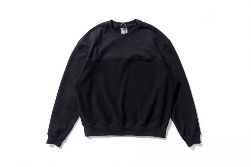 REMIX 17 AW RMX Tech Sweatshirt (2)