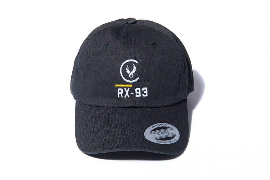 REMIX 17 AW RX-93 Dad Cap (3)