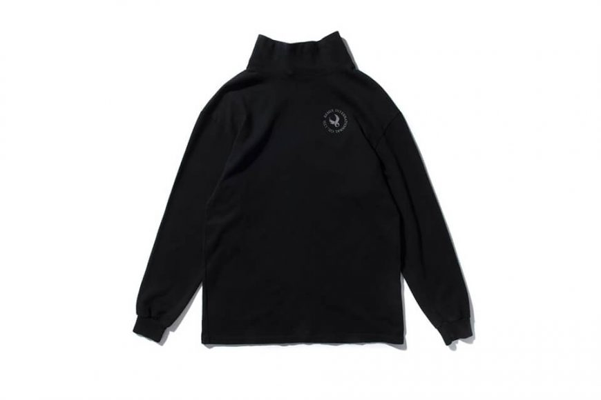 REMIX 17 AW Remix High Neck LS Tee (10)