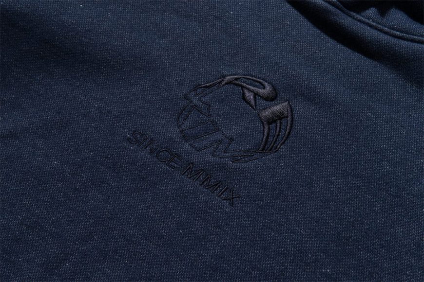REMIX 17 AW Ring Logo 1Tone Hoody (3)