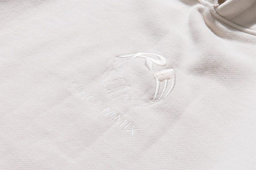 REMIX 17 AW Ring Logo 1Tone Hoody (6)