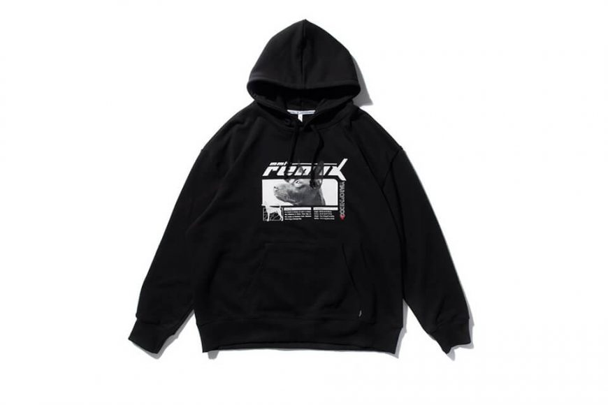 REMIX 17 AW Tw Doggy Hoody (2)