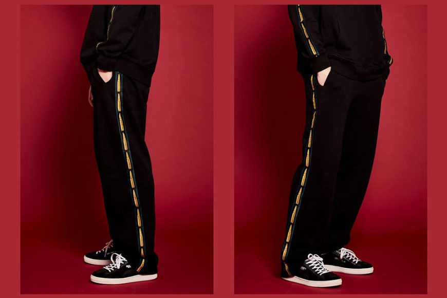 18 SS Bullet Track Pants (1)