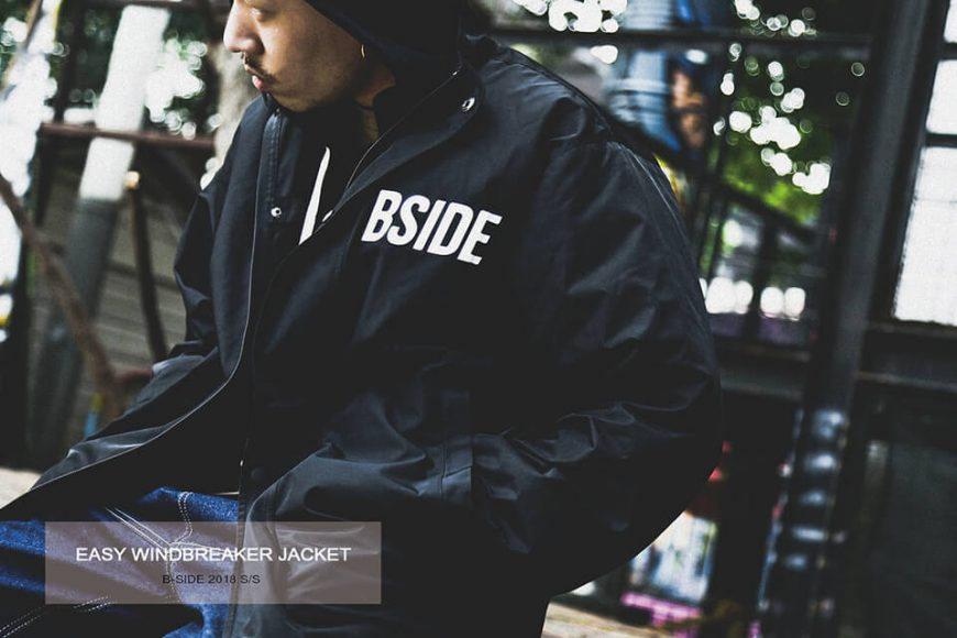 B-SIDE 310(六)發售 18 SS EASY WINDBREAKER JKT (1)