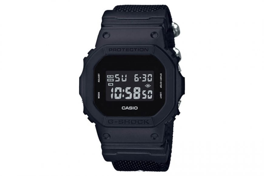 CASIO G-SHOCK DW-5600BBN-1 (2)