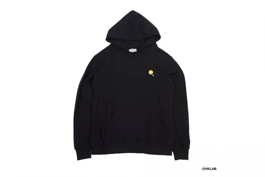 OVKLAB 3-3(六)發售 18 SS Smiley Face Hoodie (2)