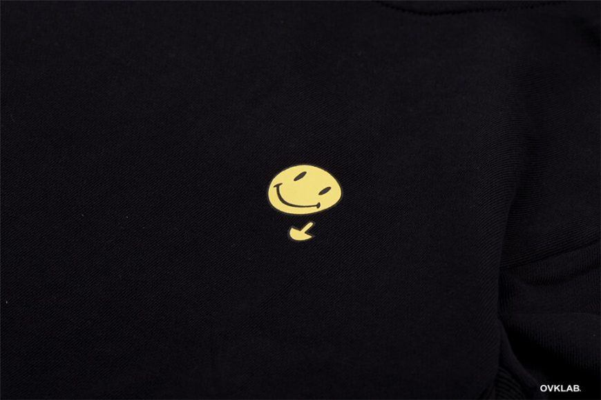 OVKLAB 3-3(六)發售 18 SS Smiley Face Hoodie (4)