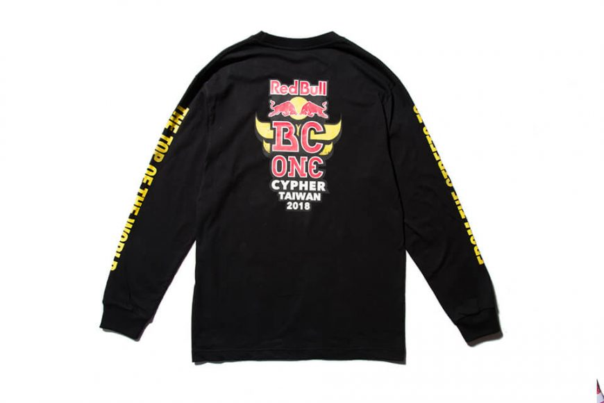 REMIX 18 SS Red Bull BC One LS Tee (3)