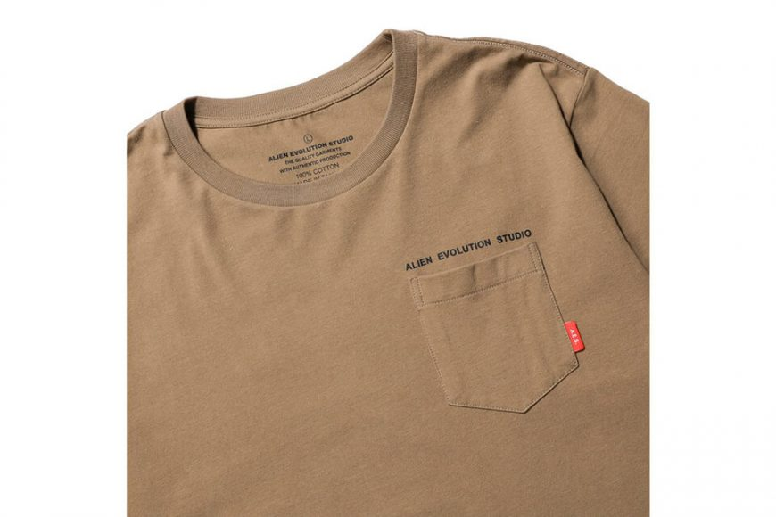 AES 18 SS 3-Pack Lycra Pocket Tee (5)
