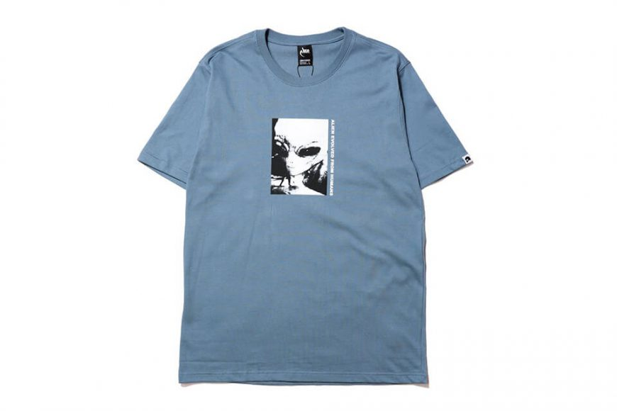 AES 421(六)發售 18 SS Alien Photo Tee (1)