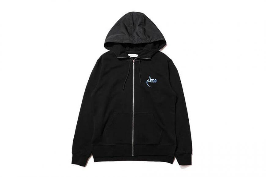 AES 421(六)發售 18 SS Logo Zip Hoodie (1)