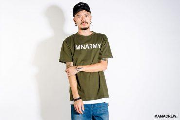 MANIA 18 SS Army Tee (12)