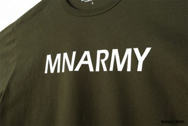 MANIA 18 SS Army Tee (2)