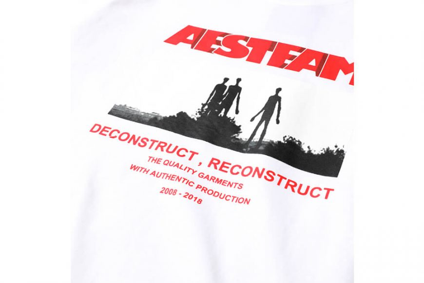 AES 519(六)發售 18 SS Alien Team Tee (9)