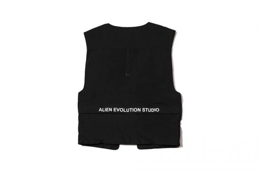 AES 526(六)發售 18 SS Black Utility Vest (4)