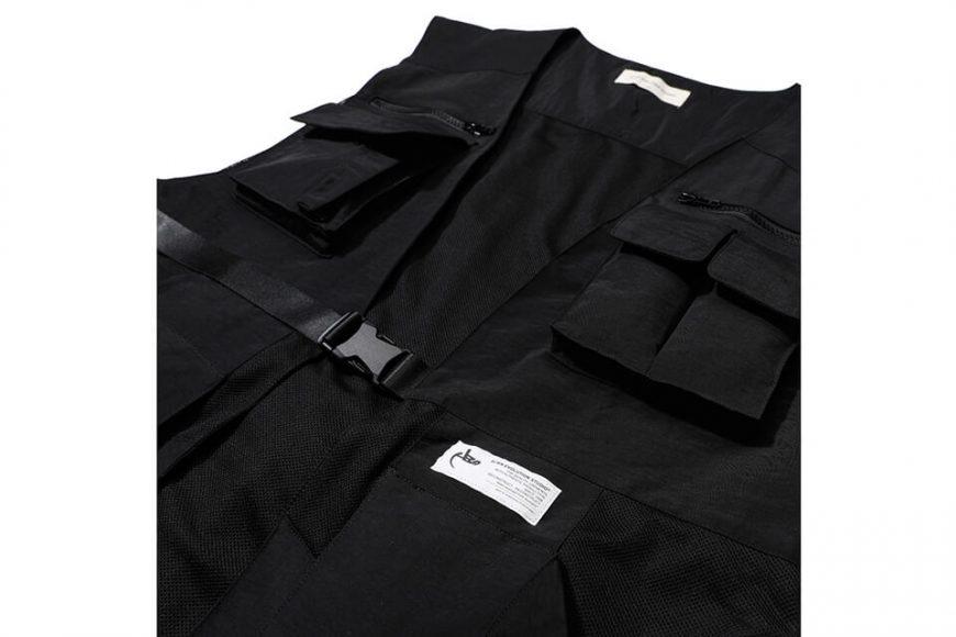 AES 526(六)發售 18 SS Black Utility Vest (5)