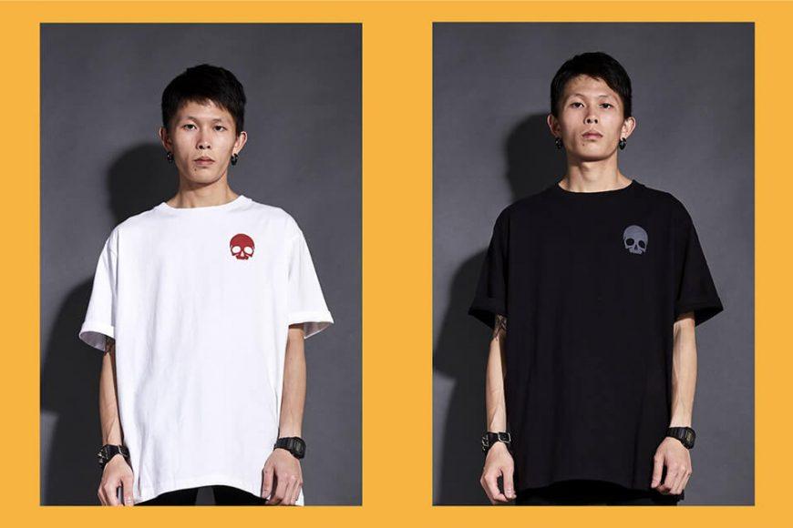 OVKLAB 530(三)發售 18 SS Skull Logo Tee (1)