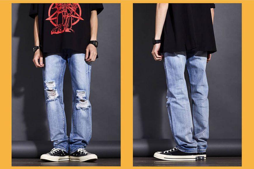 OVKLAB 61(五)發售 18 SS Damage Jeans (1)