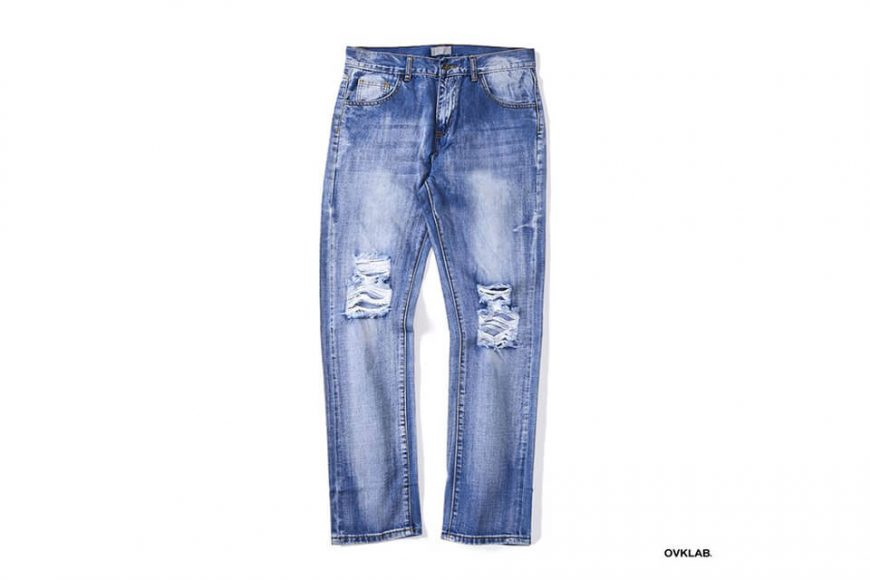 OVKLAB 61(五)發售 18 SS Damage Jeans (2)