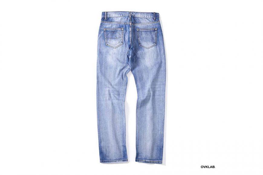 OVKLAB 61(五)發售 18 SS Damage Jeans (3)