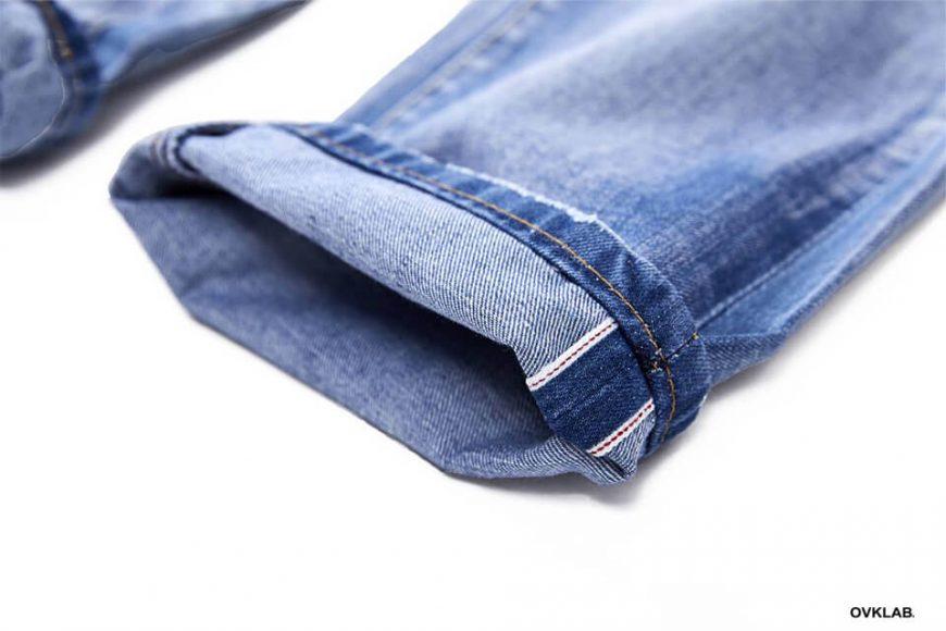 OVKLAB 61(五)發售 18 SS Damage Jeans (5)