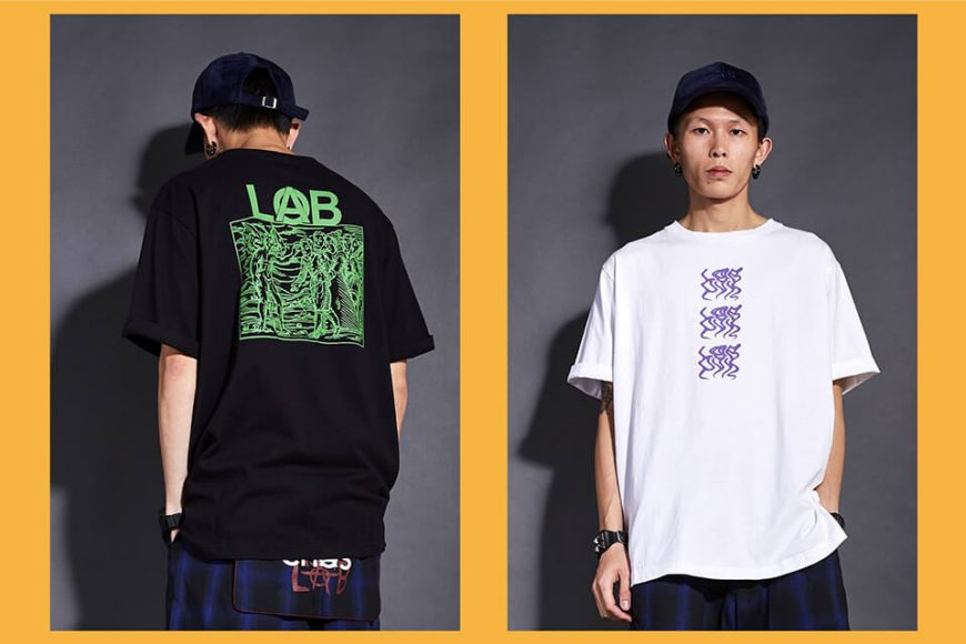 OVKLAB 61(五)發售 18 SS Sign The Devil's Book Tee (1)