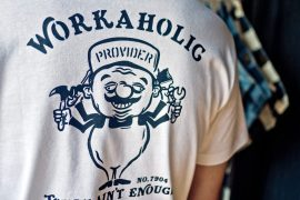PROVIDER 516(三)發售 18 SS Workaholic Tee (10)