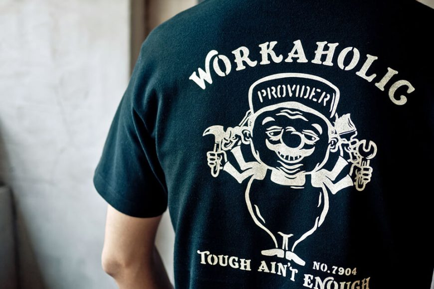 PROVIDER 516(三)發售 18 SS Workaholic Tee (11)