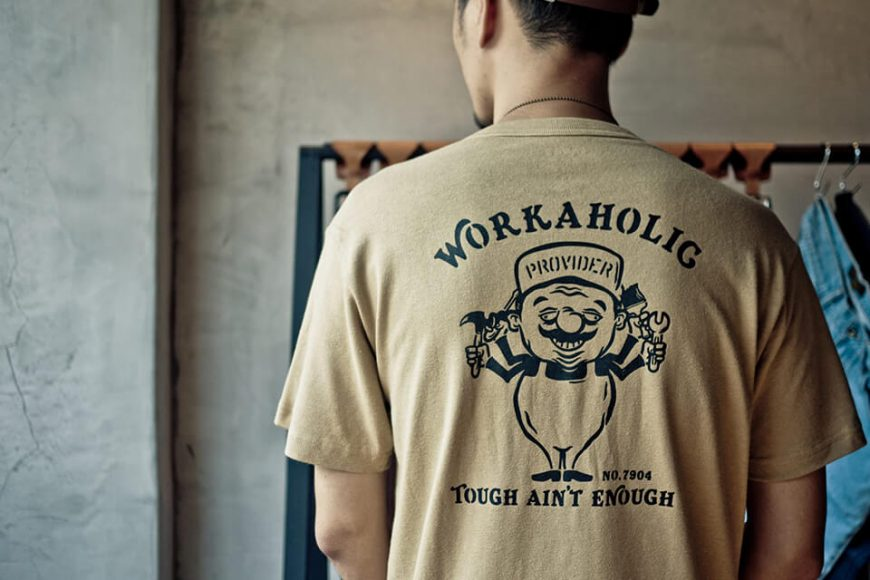 PROVIDER 516(三)發售 18 SS Workaholic Tee (6)