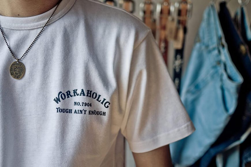 PROVIDER 516(三)發售 18 SS Workaholic Tee (7)