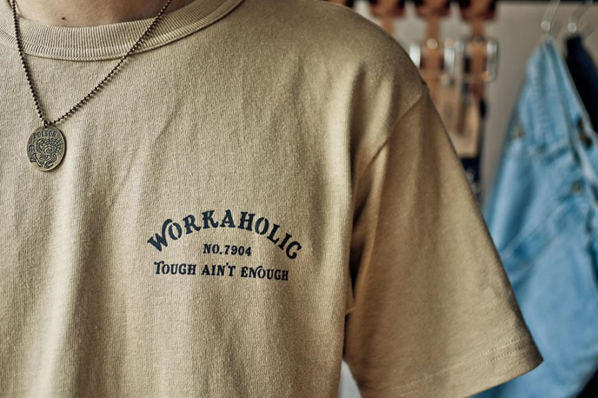 PROVIDER 516(三)發售 18 SS Workaholic Tee (9)