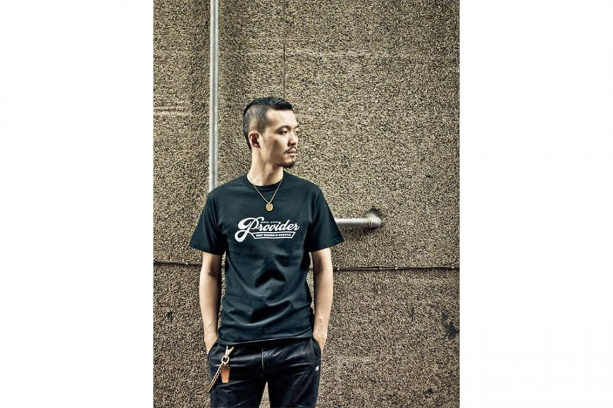 PROVIDER 59(三)發售 18 SS Shop Sign Tee (1)