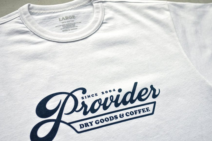 PROVIDER 59(三)發售 18 SS Shop Sign Tee (5)