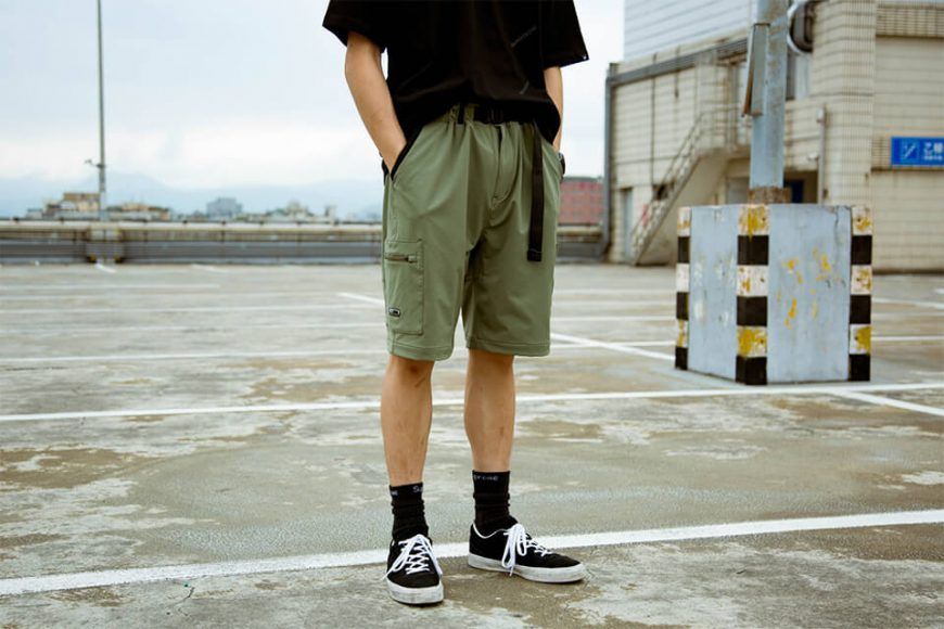 REMIX 18 SS RMX Easy Shorts (10)