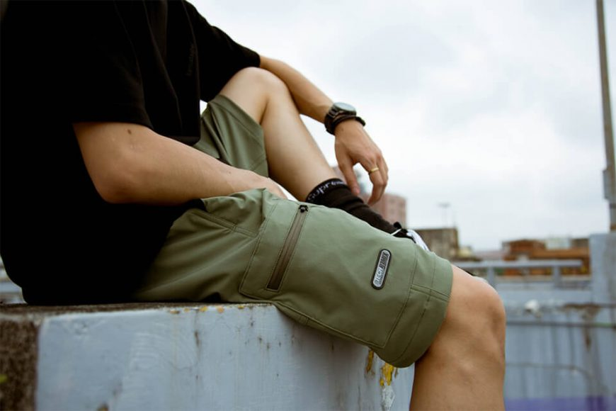 REMIX 18 SS RMX Easy Shorts (5)