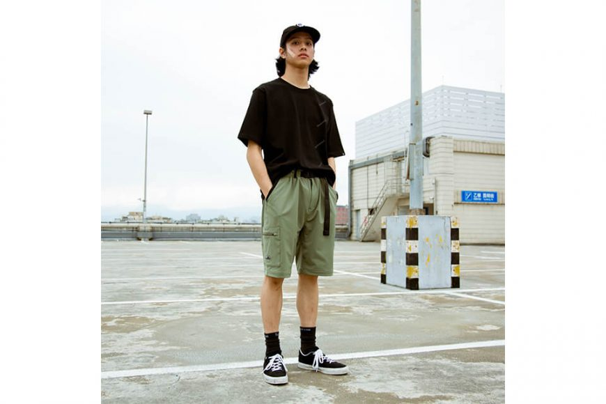 REMIX 18 SS RMX Easy Shorts (9)