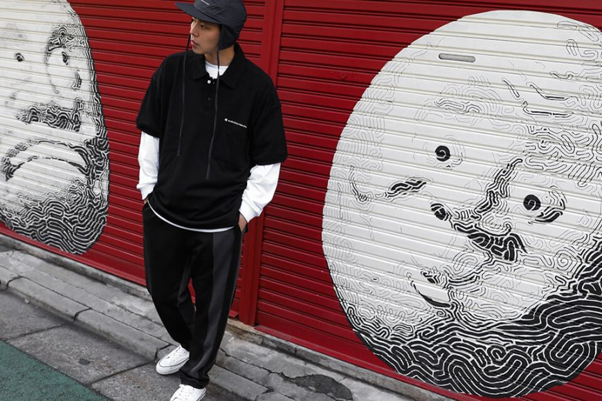 AES 616(六)發售 18 SS Oversized Polo (2)