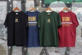 B-SIDE 18 SS BSD Checked Tee (4)