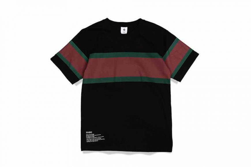 B-SIDE 18 SS Wide Stripe Tee (3)