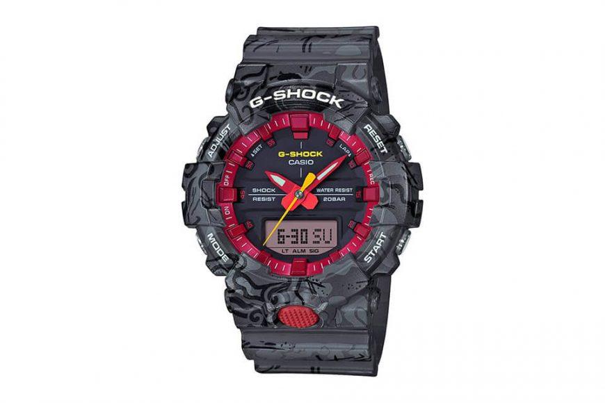 CASIO G-SHOCK X JAHAN LOH GA-800CG-1ADR (2)