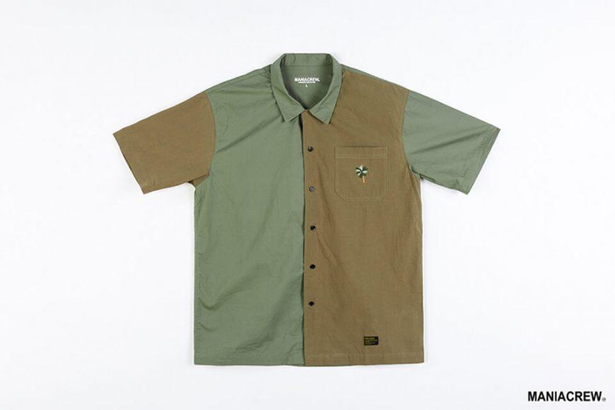 MANIA 62(六))發售 18 SS Open Collar Shirt (1)