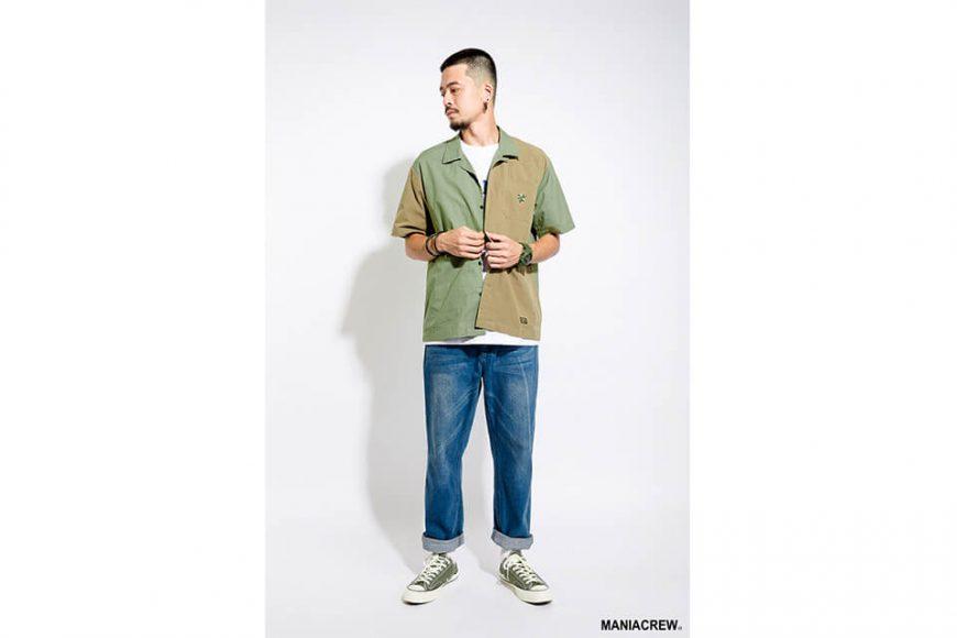 MANIA 62(六))發售 18 SS Open Collar Shirt (8)