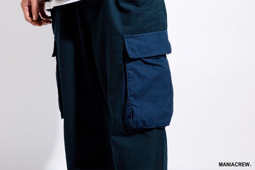 MANIA 627(三)發售 18 SS 2 Tone Pants (5)